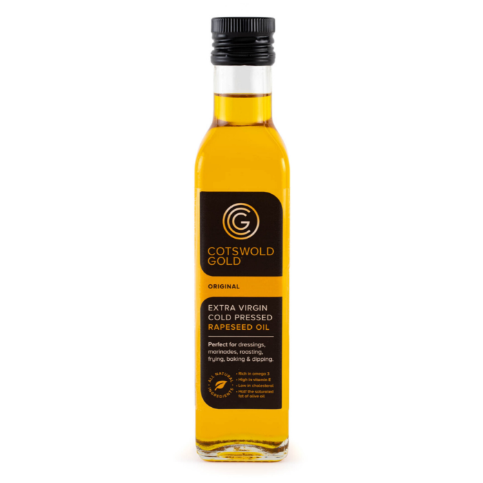 Cotswold Gold Rapeseed Oil 250ml