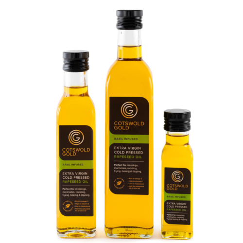 Cotswold Gold Infusions - Basil