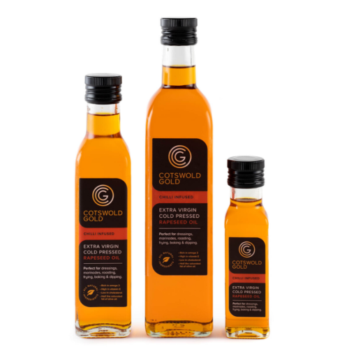 Cotswold Gold Rapeseed Oil Infusions - Chilli