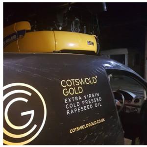 Cotswold Gold Combine & Van
