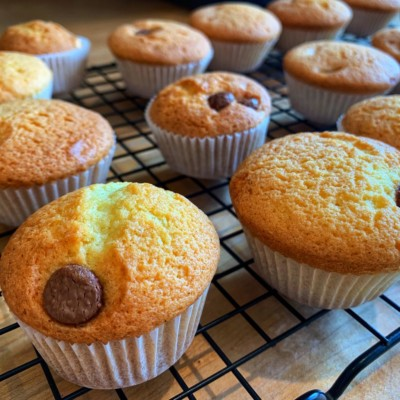 Cotswold Gold Milk Chocolate Chip Muffins