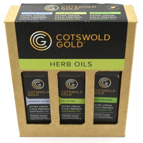 Cotswold Gold Herb Oils